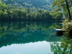 Кавказские зарисовки - Голубые озера