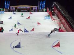 """Мировой тур по сноуборду """"Grand Prix de Russie"""" 2016"""