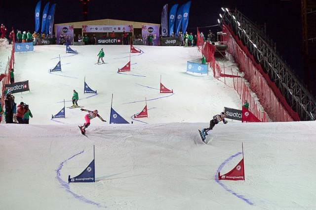 Мировой тур по сноуборду